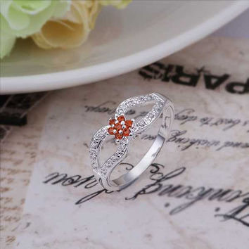 Free Shipping floating charms silver-plated lord of the rings Austria Crystal Fashion prices in euros charm