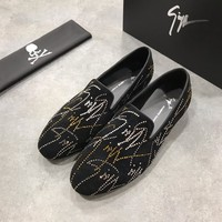 GZ Giuseppe Zanotti Fashion Casual Running Sport Shoes Sneakers Slipper Sandals High Heels Shoes