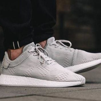 CREYUIB Adidas X Wings+Horns NMD R2 Men Women Sneaker