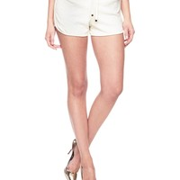 Leopard Jacq Dolphin Short by Juicy Couture,