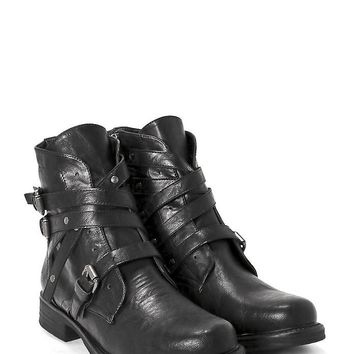 Ghost Rider Vegan Leather Boot