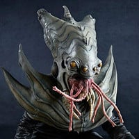 The Nightmare Collection - Amphibious Alien Mask