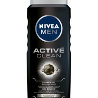 Active Clean Shower Gel | NIVEA MEN