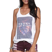 Young and Reckless Galaxy Tank at PacSun.com