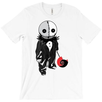 creepy doll trick or treat T-Shirt