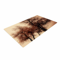 "Sylvia Coomes ""Rust Trees"" Photography Nature Woven Area Rug"