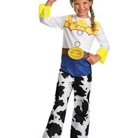 Jessie Standard Economy Costume- Officially Trademarked Costume from Toy Story