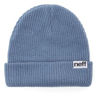 Neff Fold Beanie - Womens Hat - Whispy - One