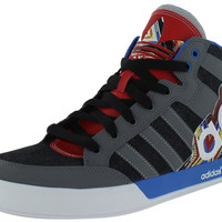 Adidas Originals Men's Adi Hard Court Hi Big Logo Sneakers Shoes