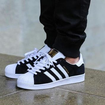 MDIGGE2 Beauty Ticks Adidas Superstar Ii Snake Pack Black/white