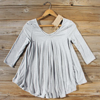 Shadow Lake Cozy Tee in Gray