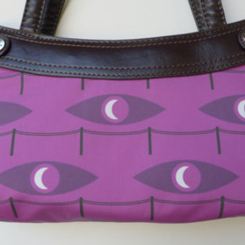 Welcome to Night Vale - Purse Skirt for Thirty-One Purse