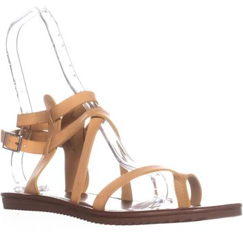 Seven Dials Sync Ankle Strap Sandals, Nude, 11 US
