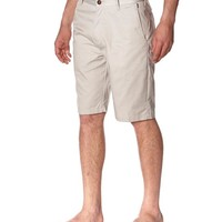 - CARTER CHINO SHORTS BY BILLABONG IN CEMENT