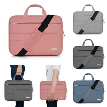 New Laptop Bag 11.6 12.5 13.3 14 15.6 inch Shoulder Bag Notebook Case for Dell Asus Acer Hp Lenovo Xiaomi Waterproof Handbag
