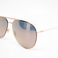 Dior Homme 0205S J5GMV Gold Sunglasses