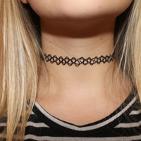 90's Choker Necklace