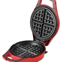 Kalorik Kitchen Living Belgian Waffle Maker - Red