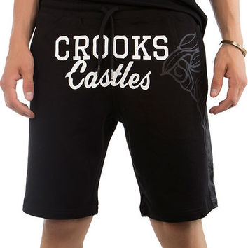 Crooks and Castles - The Bandito Alliance Sweatshorts
