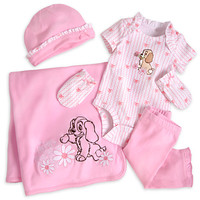 Lady Welcome Home Set for Baby