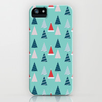 Christmas Wonderland iPhone & iPod Case by Filiskun