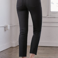 Bullhead Denim Co. Black Low Rise Skinny Kick Jeans at PacSun.com