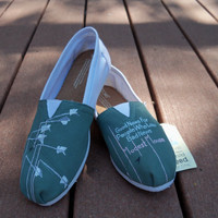 Custom Painted Toms or Vans: Your Favorite Band or Artist