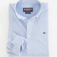 Men's Sport Shirts: Whale Collection - Antigua Gingham Men's Shirt– Vineyard Vines
