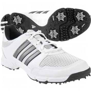 Sneaker Style Golf Shoes: adidas Mens Tech Response 4.0 Golf Shoes
