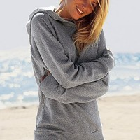 Classic Fleece Hooded Tunic - Victoria's Secret