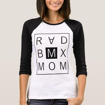 Rad BMX Mom T-Shirt