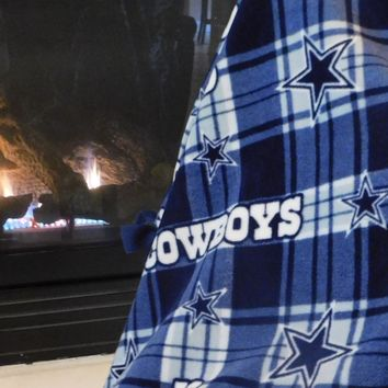 Dallas Cowboys Fleece Blanket