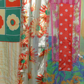 Let the Sunshine In Boho Gypsy Curtains