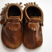 Freshlypicked ? Moccasins - Walnut Brown