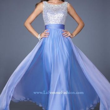 La Femme 19815 at Prom Dress Shop