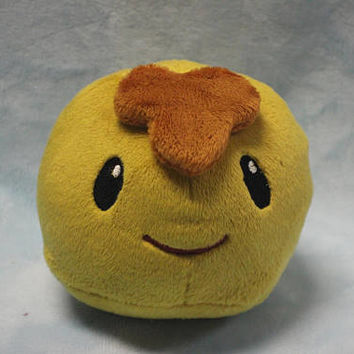 "Honey Slime Rancher inspired 4"" soft minky blob plush"
