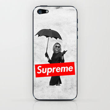 American Horror Story Coven: The Original Supreme iPhone & iPod Skin by dan ron eli