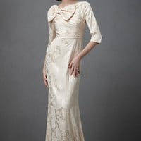 Cassini?s Muse Gown in SHOP The Bride Wedding Dresses at BHLDN