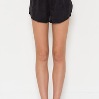 Micro Suede Mini Shorts (more colors) - FINALSALE