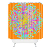 Randi Antonsen Sun Shower Curtain