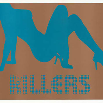 The Killers Classy Copper Poster 24x36