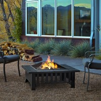 Real Flame Lafayette Outdoor Fire Pit