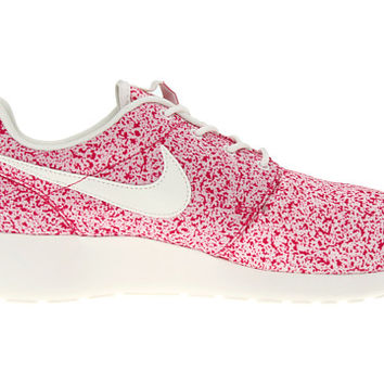 Nike Roshe Run Sail/Pink Force/Sail - Zappos.com Free Shipping BOTH Ways