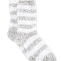 Charter Club Women's Marled Stripe Butter Socks, Only at Macy's | macys.com
