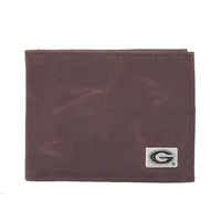 Georgia Bulldogs NCAA Bi-Fold Wallet