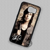 Tattooed Man Image Kellin Quinn - Samsung Galaxy S7 S6 S5 Note 7 Cases & Covers