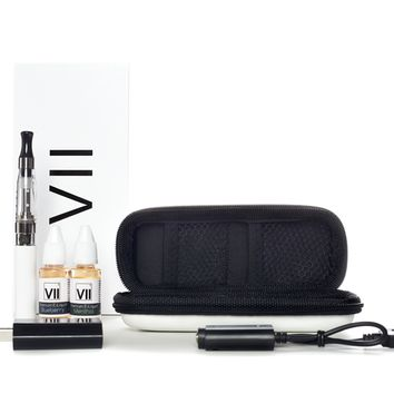 VAPOR VII SPECIAL EDITION: Electronic Cigarette Travel Kit | Vaporizer | Hookah Pen