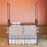 Bratt Decor Venetian Crib in Venetian Gold