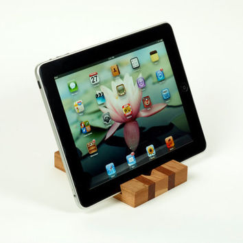 Wooden iPad Stand / Tablet Stand