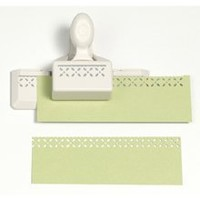 Martha Stewart Crafts Edge Punch, Four Petal Eyelet